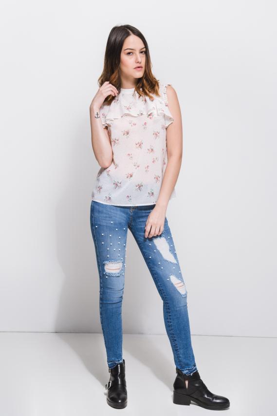 Jeanswear Blusa Koaj Leat 1/18