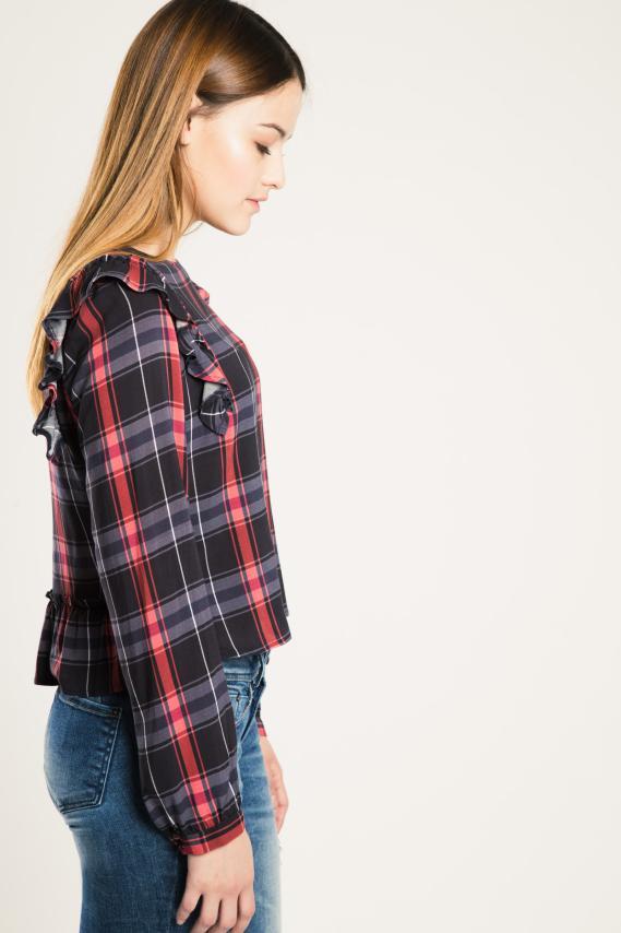 Jeanswear Blusa Koaj Cronoss 2/17