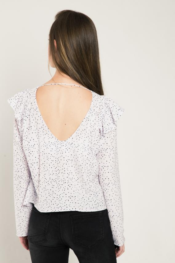 Chic Blusa Koaj Dragon 2/17