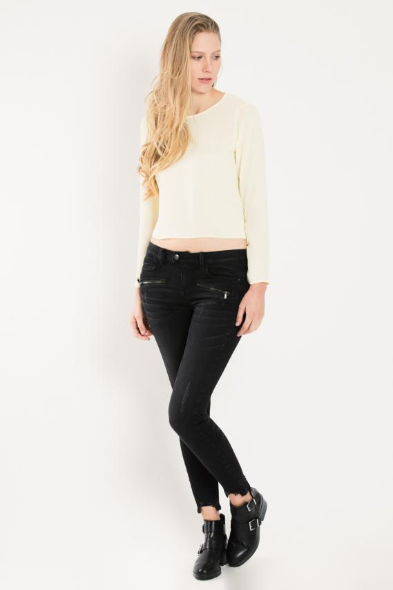 Jeanswear Blusa Koaj Araly 2/17