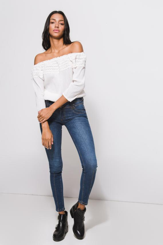 Jeanswear Blusa Koaj Jhuany 2/18