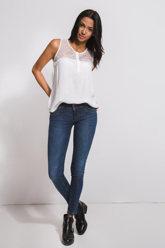 Jeanswear Blusa Koaj Abner 2/18