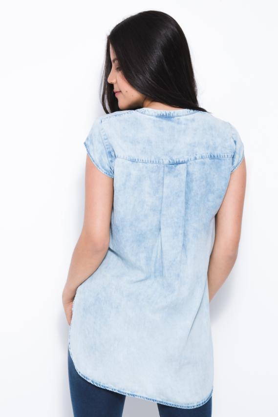 Jeanswear Blusa Koaj Leik 2/18