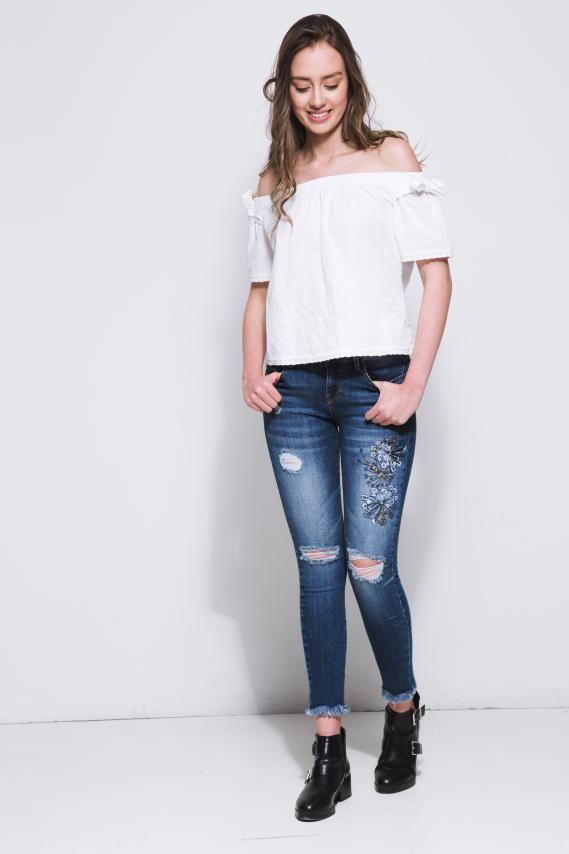 Jeanswear Blusa Koaj Lehuda 2/18