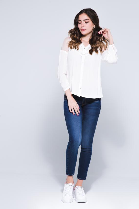 Jeanswear Blusa Koaj Borej 2/18