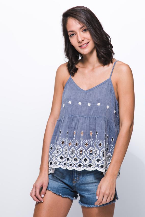 Jeanswear Blusa Koaj Macky 2/18