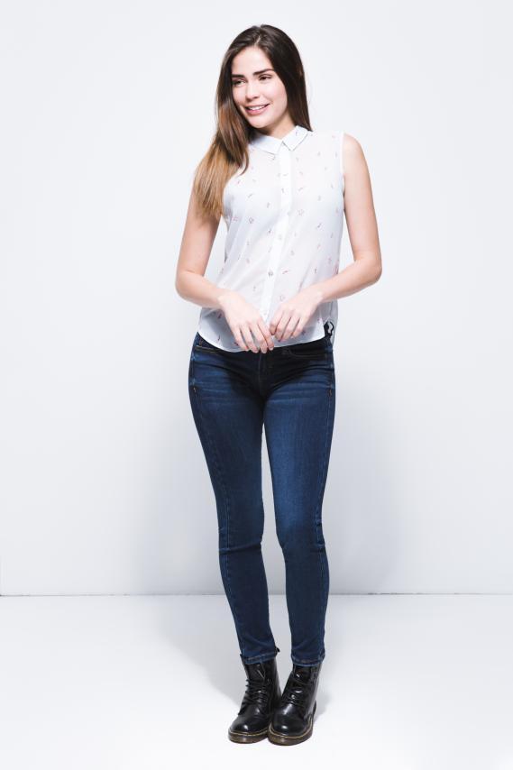 Jeanswear Blusa Koaj Elheonor 2/18