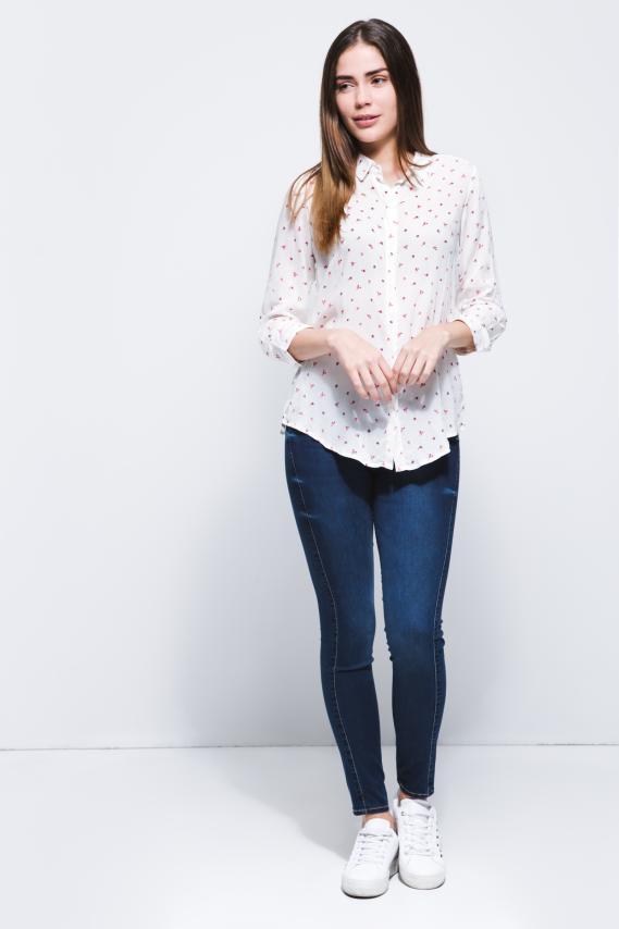 Jeanswear Blusa Koaj Alain 2/18