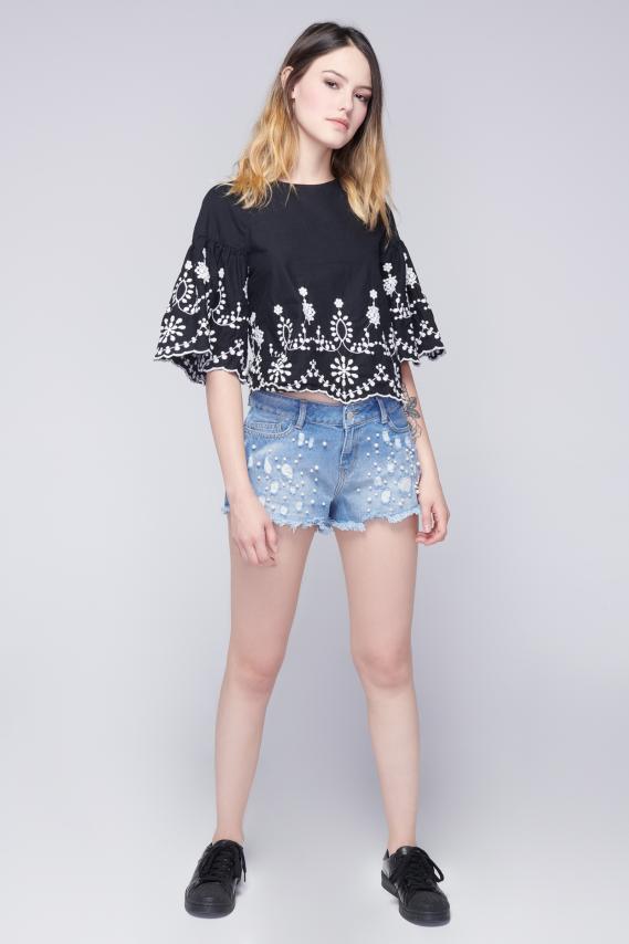 Jeanswear Blusa Koaj Maky 2/18