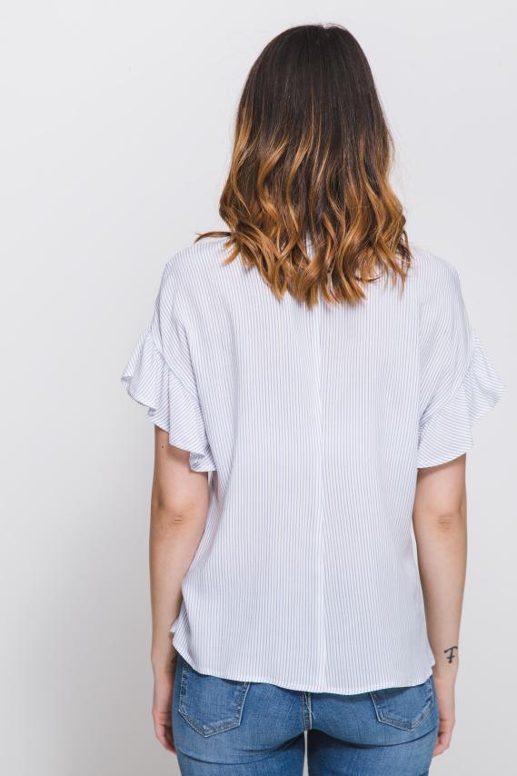 Jeanswear Blusa Koaj Haim 2/18