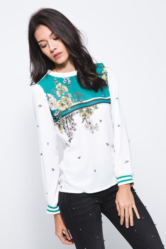 Jeanswear Blusa Koaj Melendhy 2/18