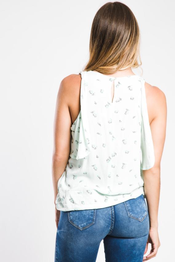 Jeanswear Blusa Koaj Darcey 3/17