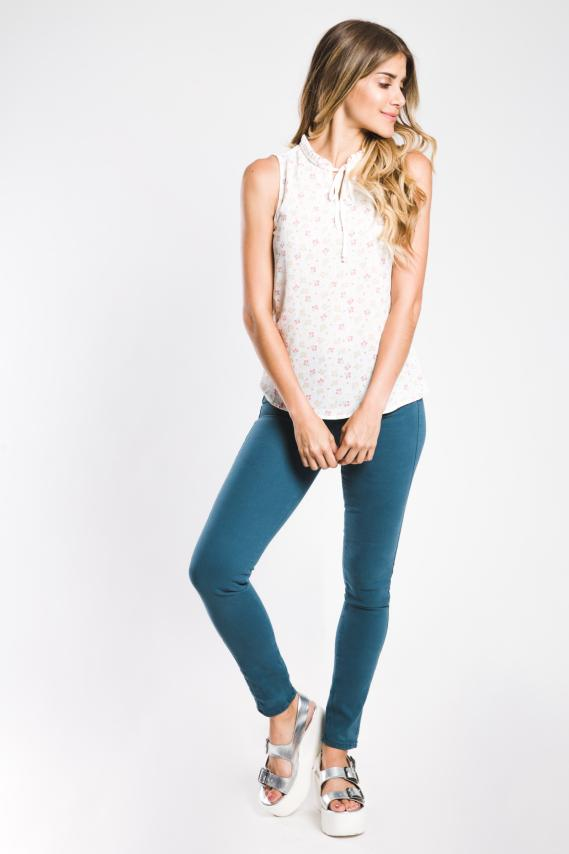 Jeanswear Blusa Koaj Klarice 3/17