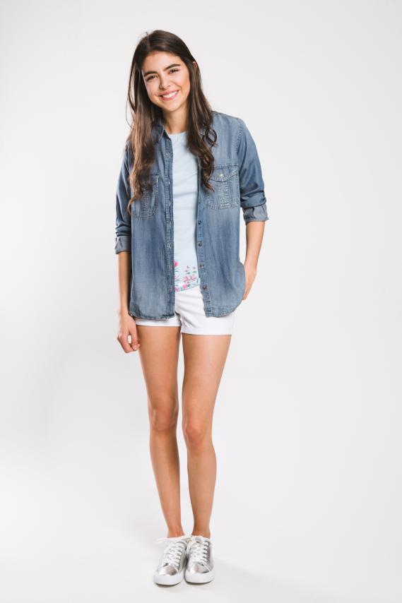 Jeanswear Blusa Koaj Calyfornia 3/17