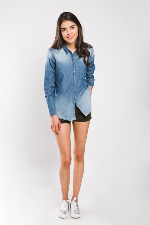 Jeanswear Blusa Koaj Balak 3/17