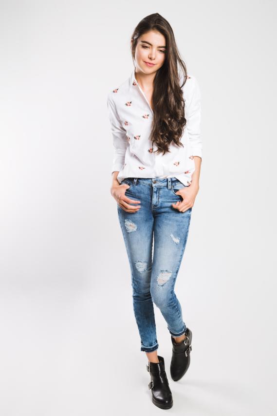 Jeanswear Blusa Koaj Thalia 3/17