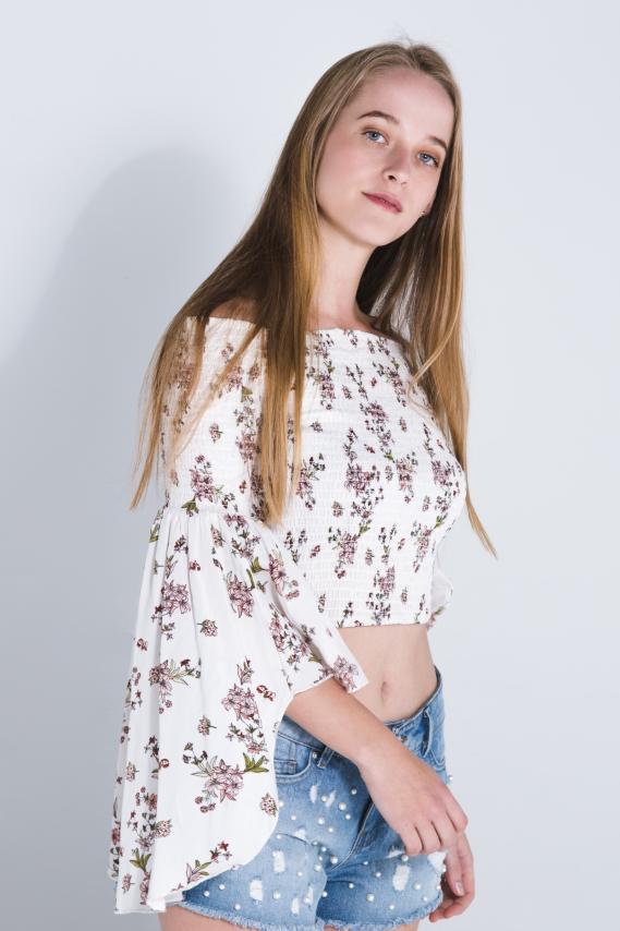 Jeanswear Blusa Koaj York 1 3/18