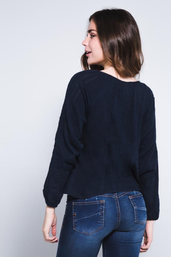 Jeanswear Blusa Koaj Anathaly 3/18