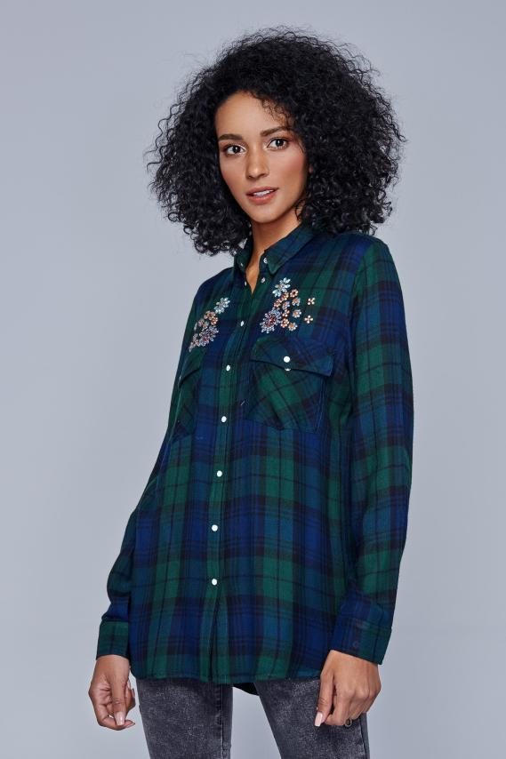 Jeanswear Blusa Koaj Faryk 3/18