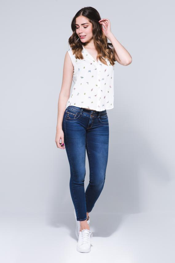 Jeanswear Blusa Koaj Elheonor 2 3/18