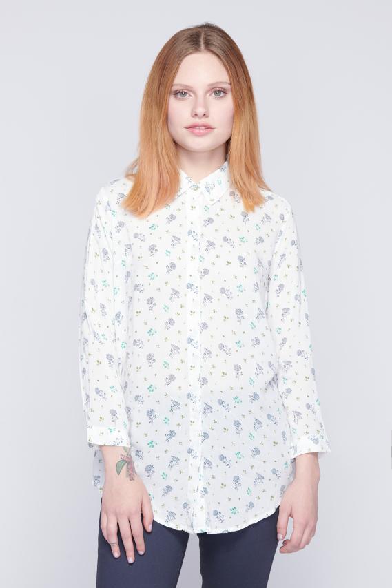 Jeanswear Blusa Koaj Alain 3 3/18