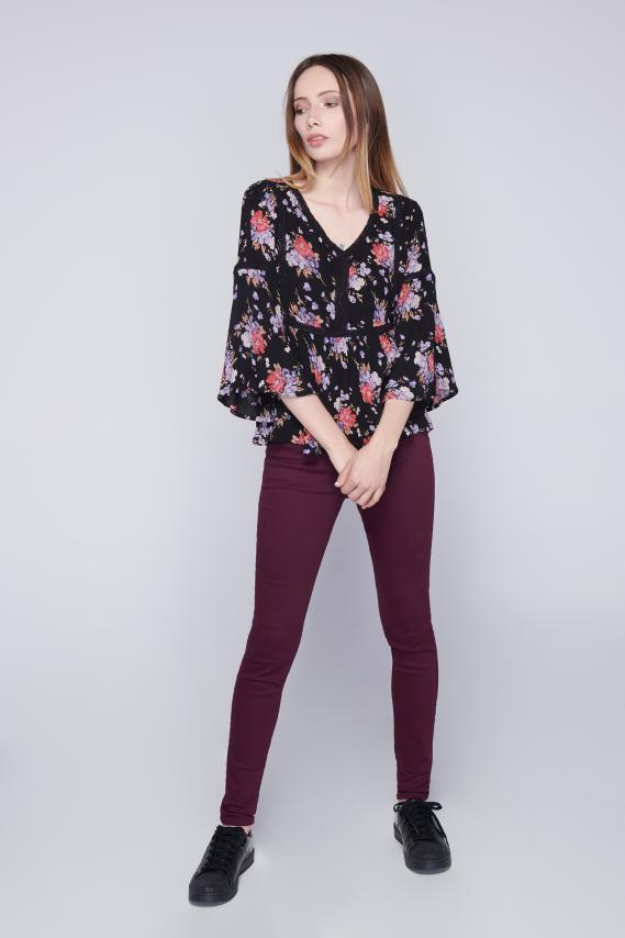 Jeanswear Blusa Koaj Kehira 3/18