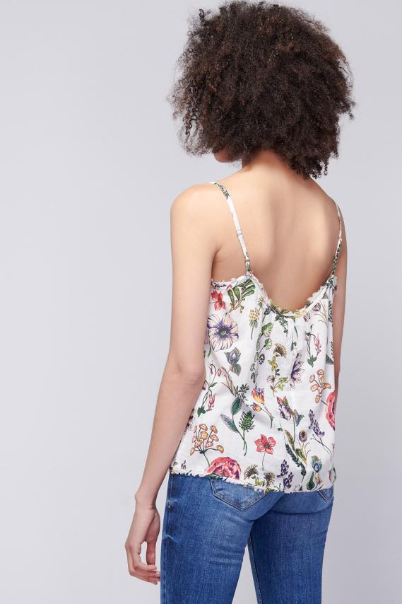 Jeanswear Blusa Koaj Talmani 3/18