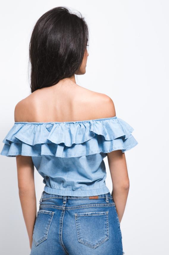 Jeanswear Blusa Koaj Freslya 3/18