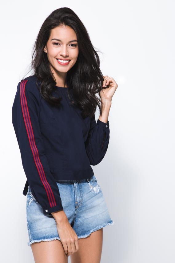 Jeanswear Blusa Koaj Walhy 3/18