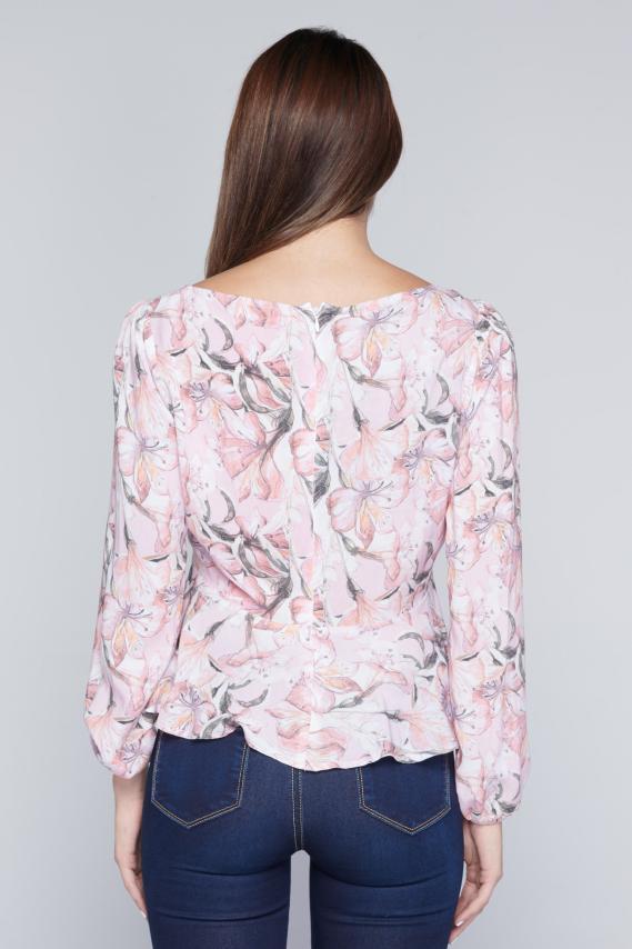 Jeanswear Blusa Koaj Utter 3/18