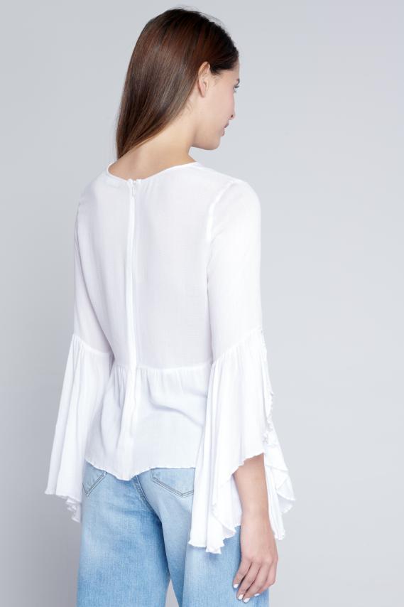 Jeanswear Blusa Koaj Florys 3/18