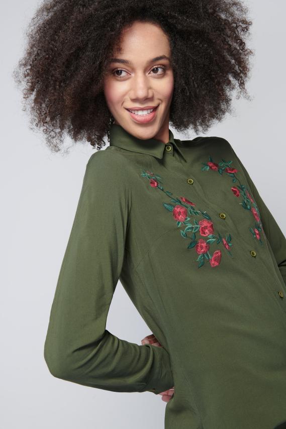 Jeanswear Blusa Koaj Khalessi 3/18