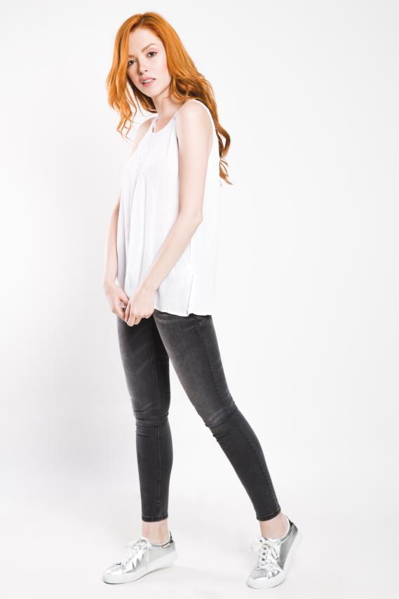 Jeanswear Blusa Koaj Faly 4/17