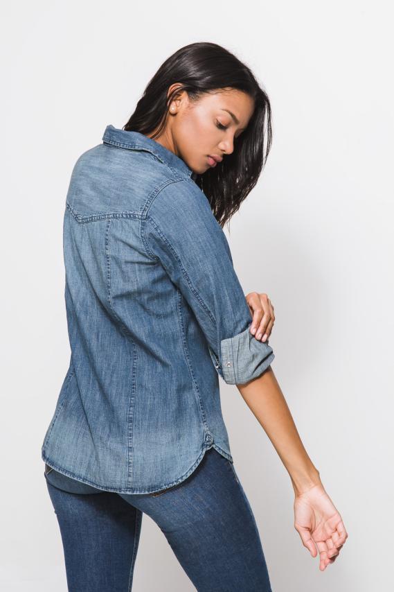 Jeanswear Blusa Koaj Eirin 4/17