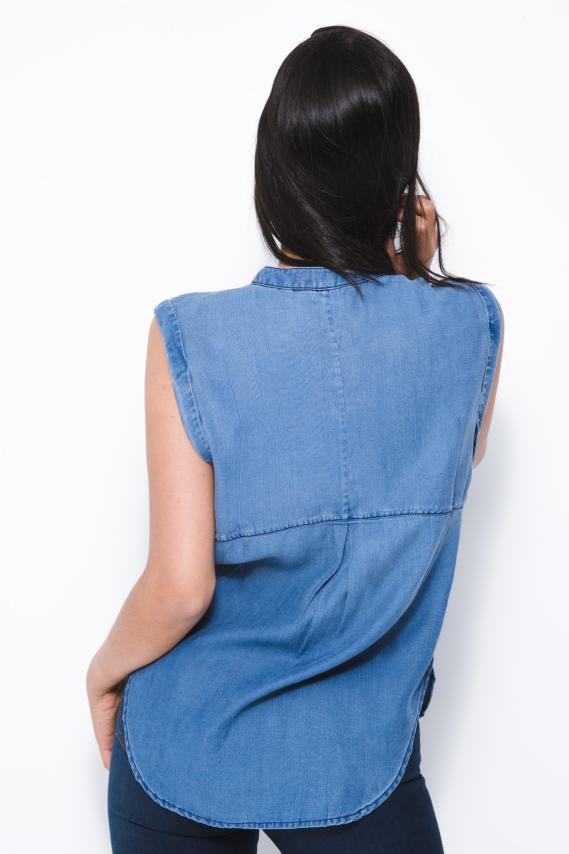 Jeanswear Blusa Koaj Lirika 4/17