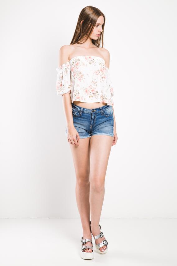 Jeanswear Blusa Koaj Ahren 1 4/17
