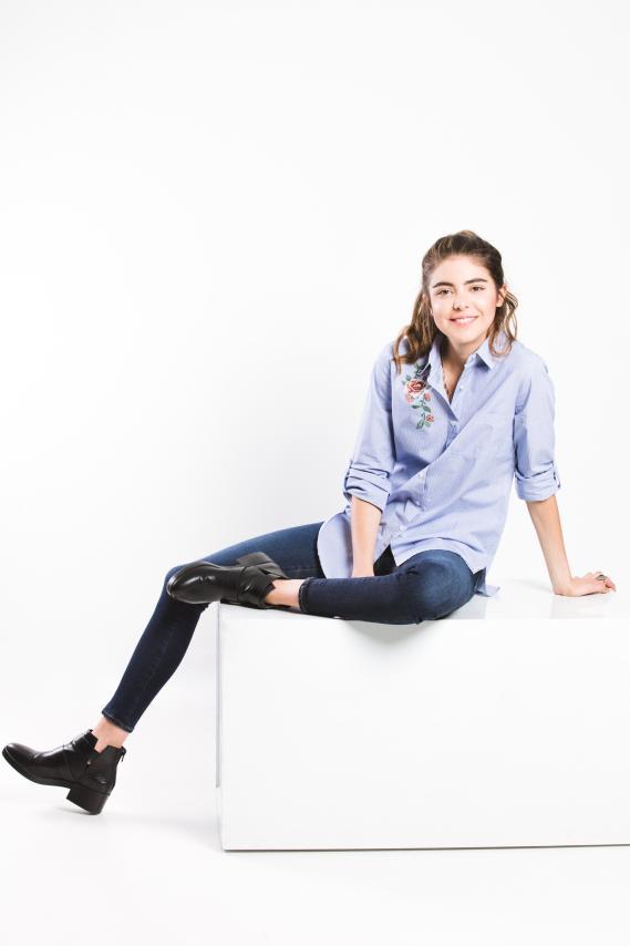 Jeanswear Blusa Koaj Almhany 4/17