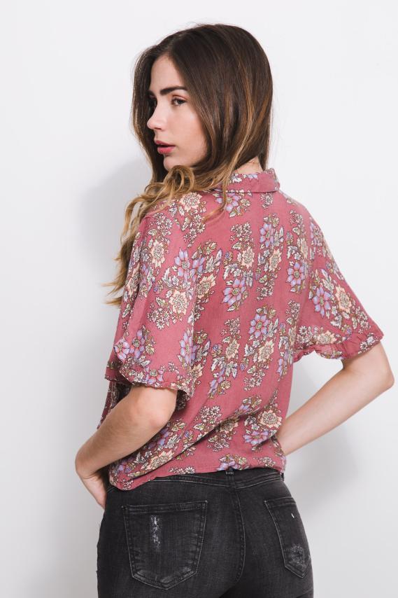 Jeanswear Blusa Koaj Aloty 4/17