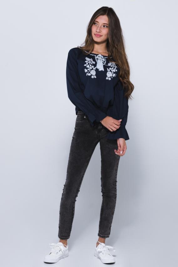 Jeanswear Blusa Koaj Hersel 4/18