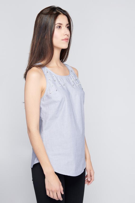 Jeanswear Blusa Koaj Calica 1 4/18