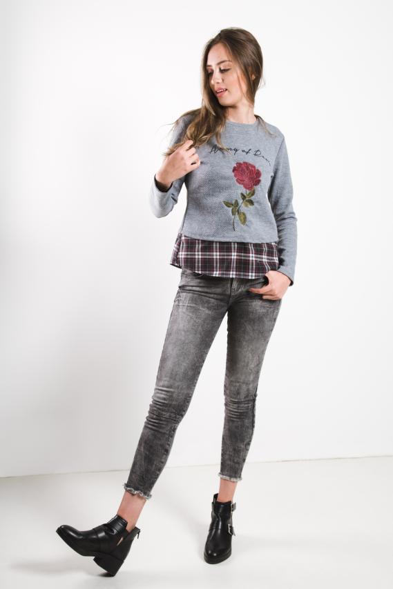 Jeanswear Sueter Koaj Laraki 1/18