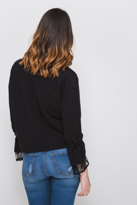 Jeanswear Sueter Koaj Garis 1/18