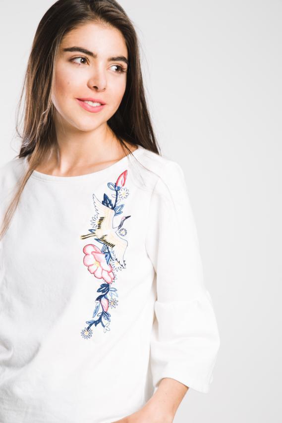 Jeanswear Sueter Koaj Alundra 1 3/17