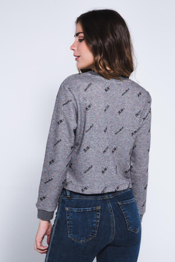 Jeanswear Sueter Koaj Caia 3/18