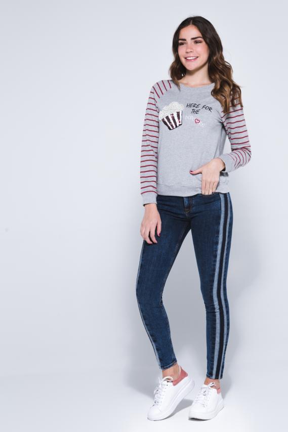 Jeanswear Sueter Koaj Sarama 1 3/18