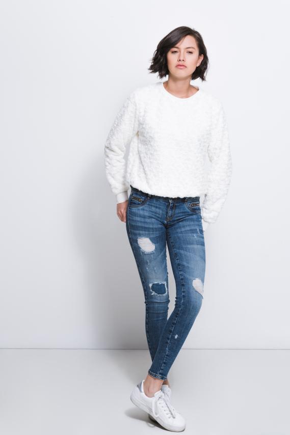 Jeanswear Sueter Koaj Dinny 4/17