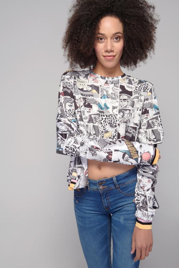 Jeanswear Cardigan Koaj Cubo 4/18