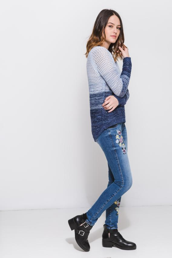 Jeanswear Sueter Koaj Jacqui 2/18