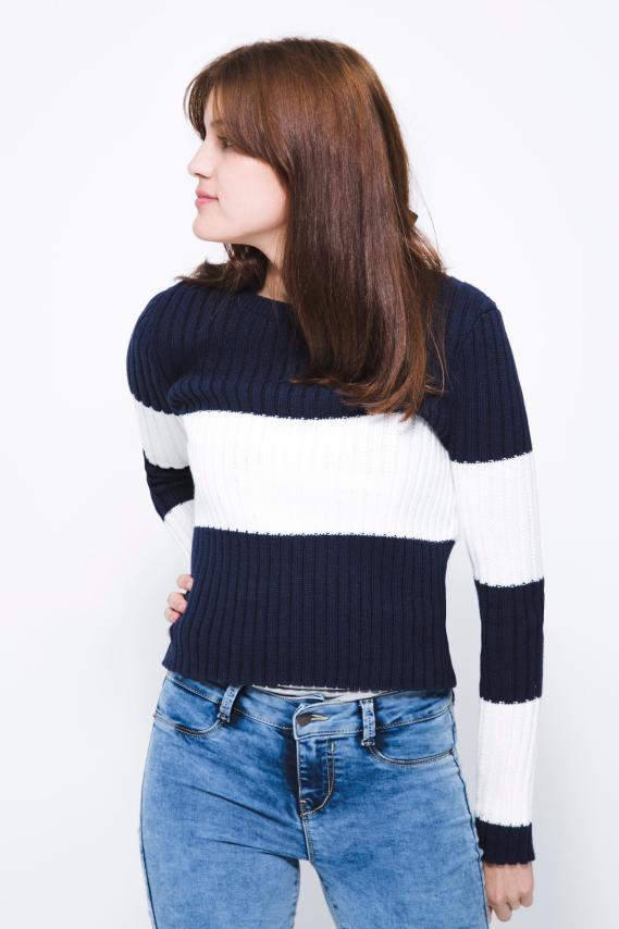 Jeanswear Sueter Koaj Kandida 2/18