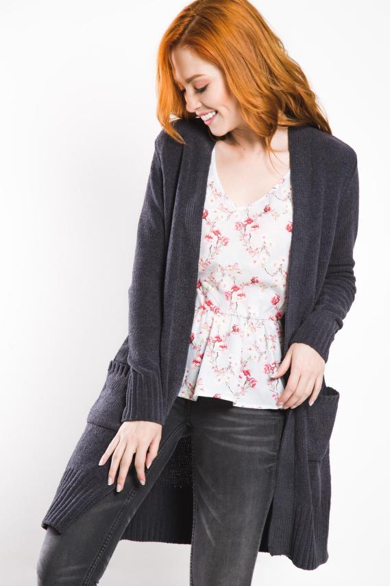 Jeanswear Cardigan Koaj Tanye 4/17